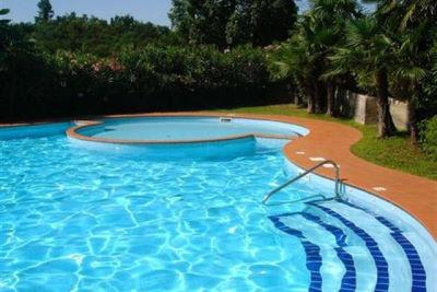 Charmante Ferienwohnung mit Pool